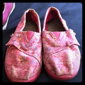 Toms Shoes - Toddler size 9 toms